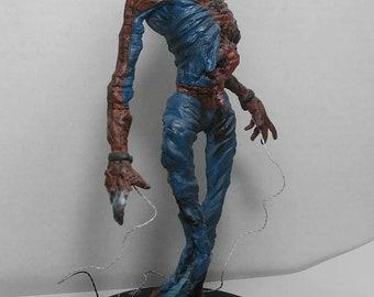 Zombie Spider-Man Statue