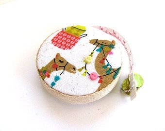 Measuring Tape Fancy Camels Retractable Pocket Tape Measure