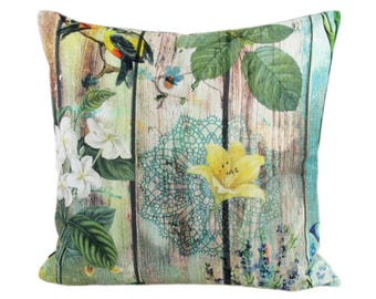 Dream Pillow Cushion Cover Spring 45x45-country house chic