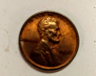 Nice 1926 Toned Wheat Penny from long held collection
