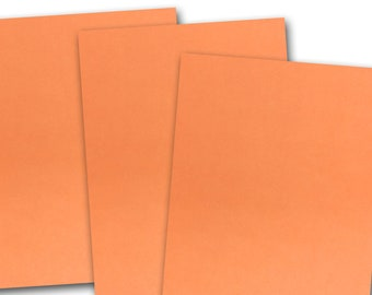 Salmon 74 lb  Discount 8.5x11 Card Stock - Overstock