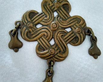 Kalevala koru Finish pendant