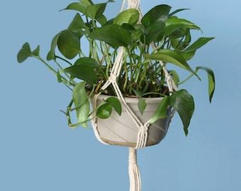 Macrame Plant Holder Hanging Pot