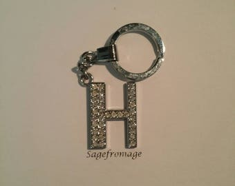 H, Key Chain