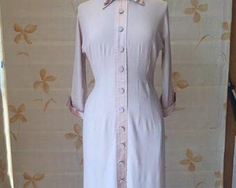 1950's 'Madmen' vintage wiggle dress