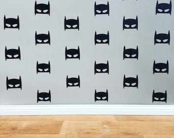Batboy Wall Decals - Removable vinyl wall decals/stickers batman