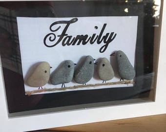 Family Shadow Box