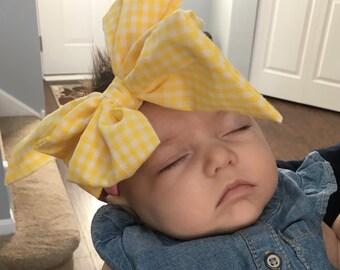 Baby Bow Headbands + Baby Hair Bows + Baby Headband Set + Toddler Headband + Baby Shower Gift + Baby Bow + Girly Bows + Baby Shower Gift