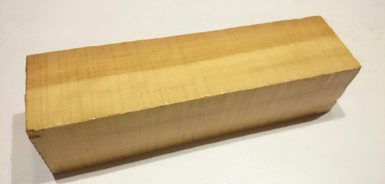 Laotian Ivorywood wood turning blank 1.5 x 1.5 x