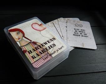 Hartewens kaartjes