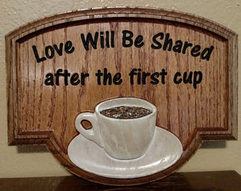 Love Shared Sign
