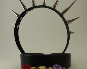 Demon Queen Spiked Headband