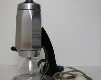 Russian Vintage Espresso Coffee Maker 1960's