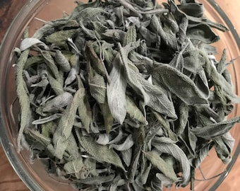 Organically Grown Sage (Hand Picked/Non-Irradiated)
