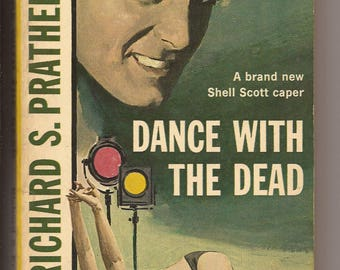 Fawcett Gold Medal, Richard S. Prather: Dance With The Dead 1968