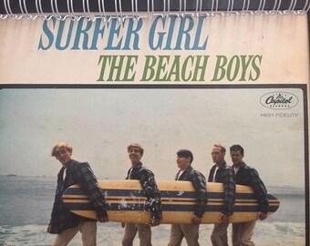for the The Beach Boys Surfer Girl fan Album Cover Notebook VINYL rare WOW