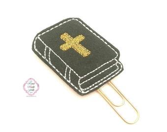 Bible Planner Clip Felt Paper Clip
