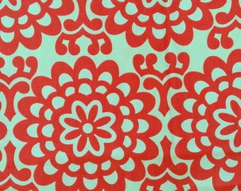 Wall Flower Print by Amy Butler-for quilting, sewing, home decor.