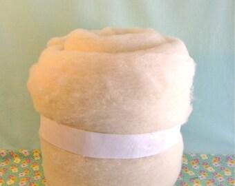 Wool Batting 2 pounds