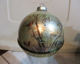 """Vintage Hallmark Christmas Marsh Ornament """"Dated 1975"""", ornament, vintage, Hallmark, Marsh, Christmas"""