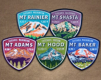 The Cascades Patch Collection