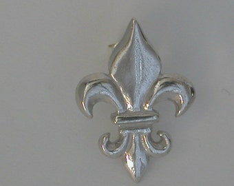 New Orleans love charm on chain