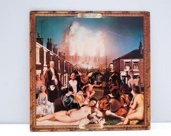 ELO Electric Light Orchestra Vinyl Record Secret Messages 1983 Vintage Prog Rock Band Jeff Lynne Stranger Danger Ahead Bluebird Synth Pop