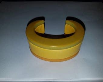Heavy Tri-Colored Cuff