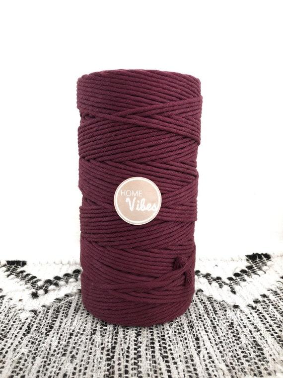 VINO ROUGE Single Twist Cord 1kg