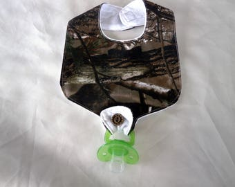 BIBS with PACIFIER