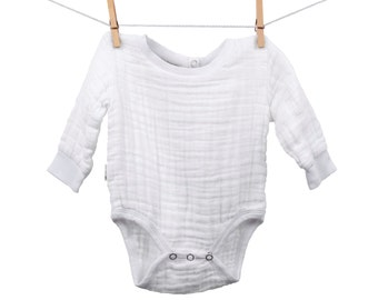 Muslin Cotton Baby Clothing Line By Layeredcake On Etsy