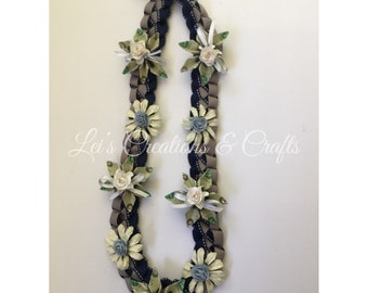 Braided Money Lei