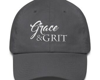 Grace & Grit Cotton Cap