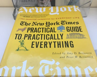 The New York Times Guide to Everything