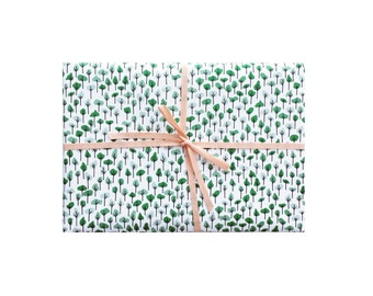 Tree Wrapping Paper, Tree Wrapping Sheets, Tree Gift Wrap, Trees Gift Wrap, Trees Wrapping Paper