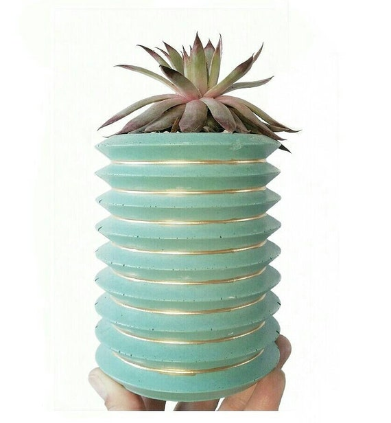 Modern Planter/Concrete Planter/Cactus Planter/Modern Decor/Succulent Planter/Indoor Planter/Office Planter/Plant lover/pencil holder