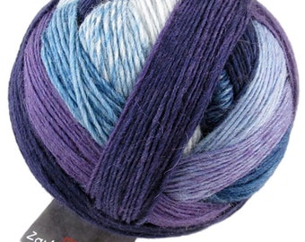 """Magic Ball 100 by Schoppel 100g color 1699 """"Lilac fragrance"""""""