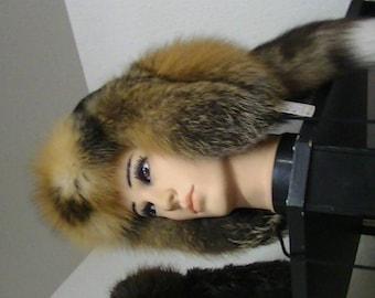 Fox Hunter Hat, made in Alaska