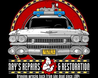 """KIDS """"Ray's Repairs and Restoration"""" T-shirt/Snapsuit"""