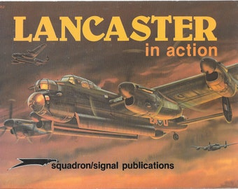 Lancaster in Action Squadron Signal