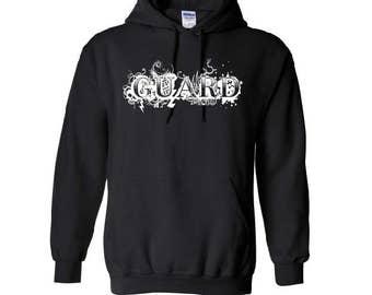 Revolt Guard Hoodie - includes personalization