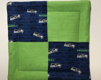 Seattle Seahawks Hot Pad