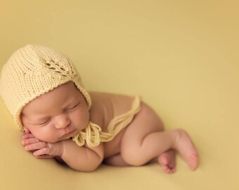 Newborn Photo Prop/ Girl Photo Prop Hat/ Baby Girl Prop Hat/ Newborn Girl Prop/ Baby Photo Prop/ Newborn Girl Props/ Girl Photography Prop