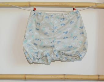 Bloomer, onesie, bloomers, shorts, baby & child from 3 to the gray bicycles 24 months