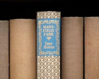 Vintage Jane Austen,  Mansfield Park book