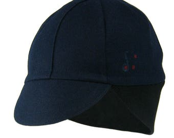 Winter Blues Cycling Cap