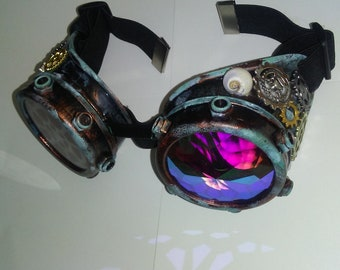 Aquanaught's Envisionment cosplay goggles