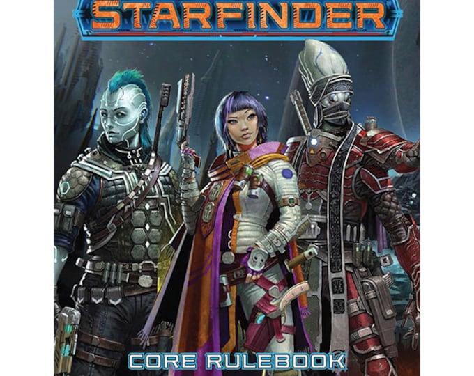 Starfinder RPG: Starfinder Core Rules - Paizo Publishing