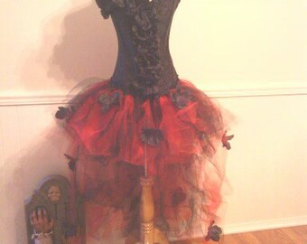 Dia de Los Muertos custom made costumes Halloween DRESS up