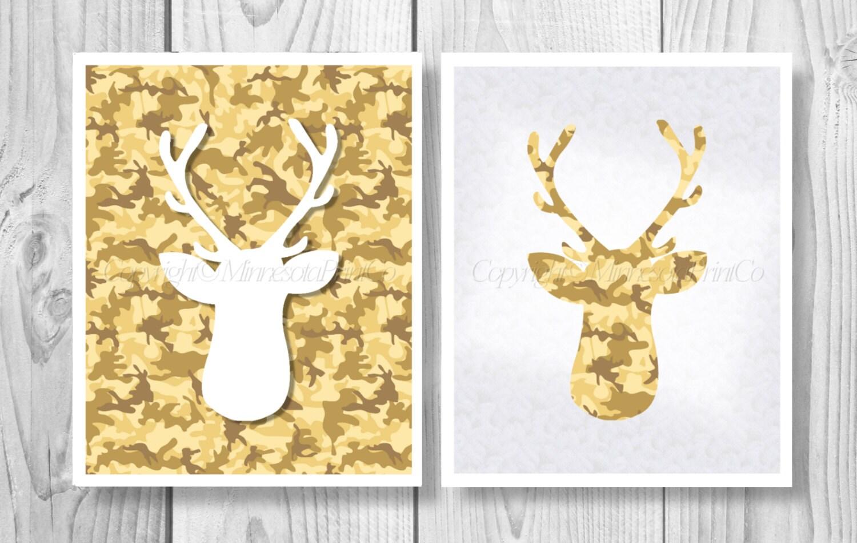 Deer Digital Download Deer Download Print Deer Decor Digital